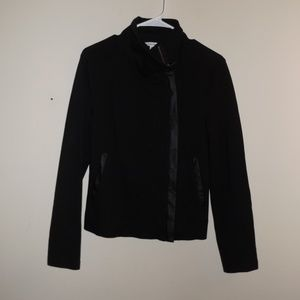 Calvin Klein Black L Zip Sweater